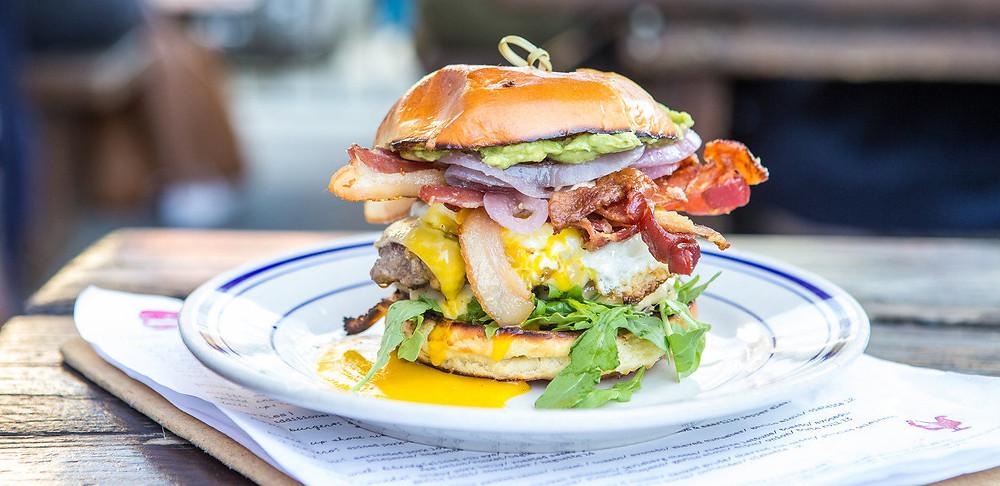 Duke's Grocery, Best Burgers in DC
