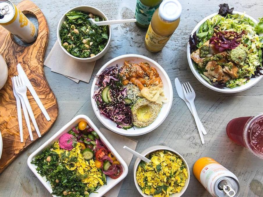 The Little Beet- Healthy Food in Washington, DC