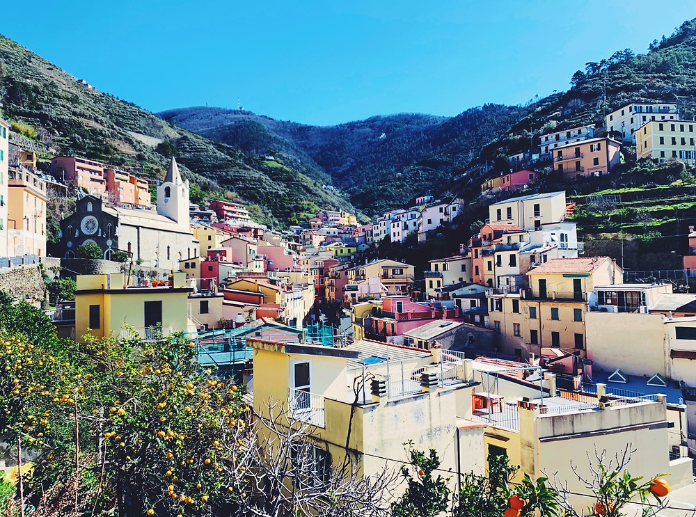 Italy Travel Guide- Hike Cinque Terre