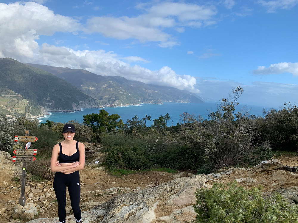 Cinque Terre Hike - Italy Travel Guide