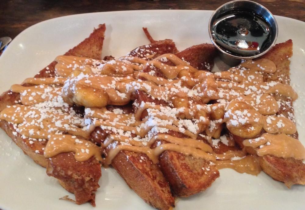 Breakfast in Atlanta