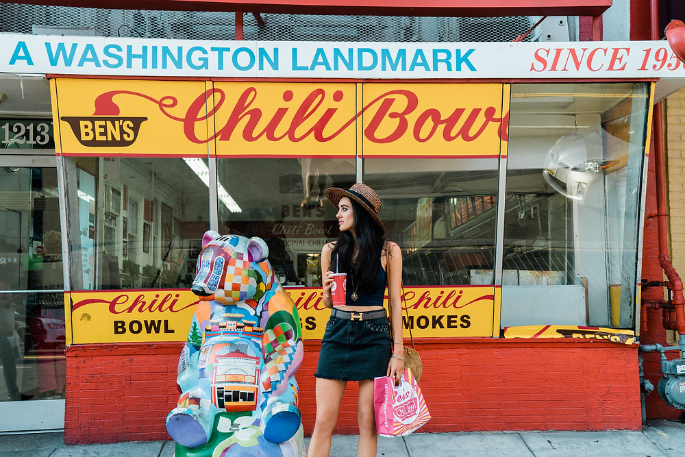 Bens Chili Bowl, Best Burgers in DC