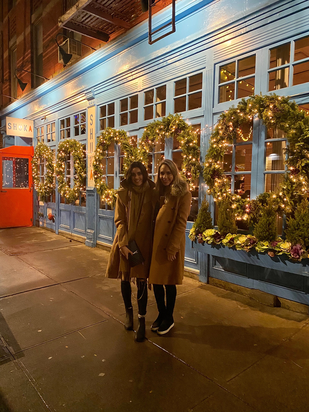 Shuka- Things to do in NYC over holiday