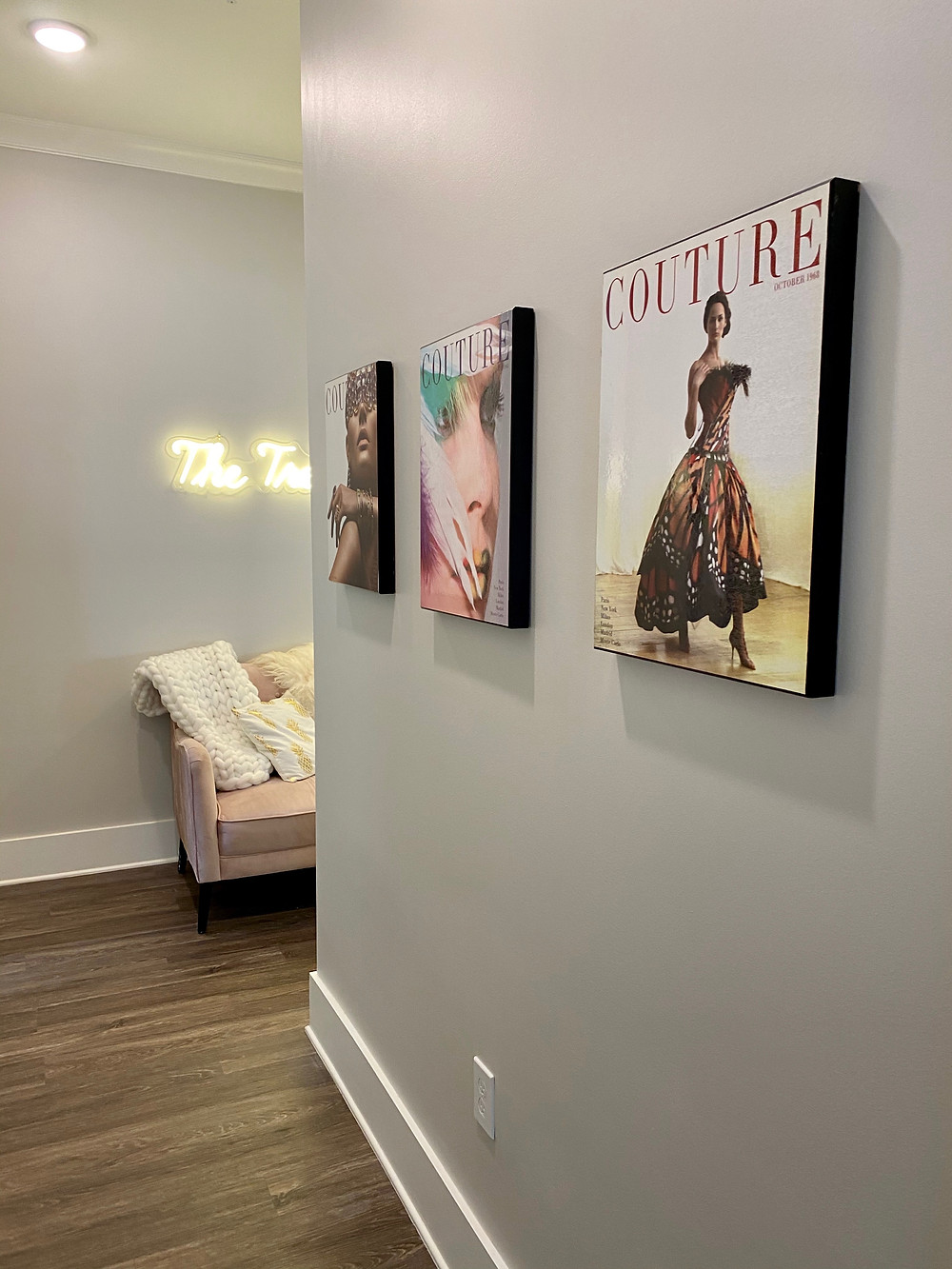 Interior Design, Apartment Style, Reading Nook