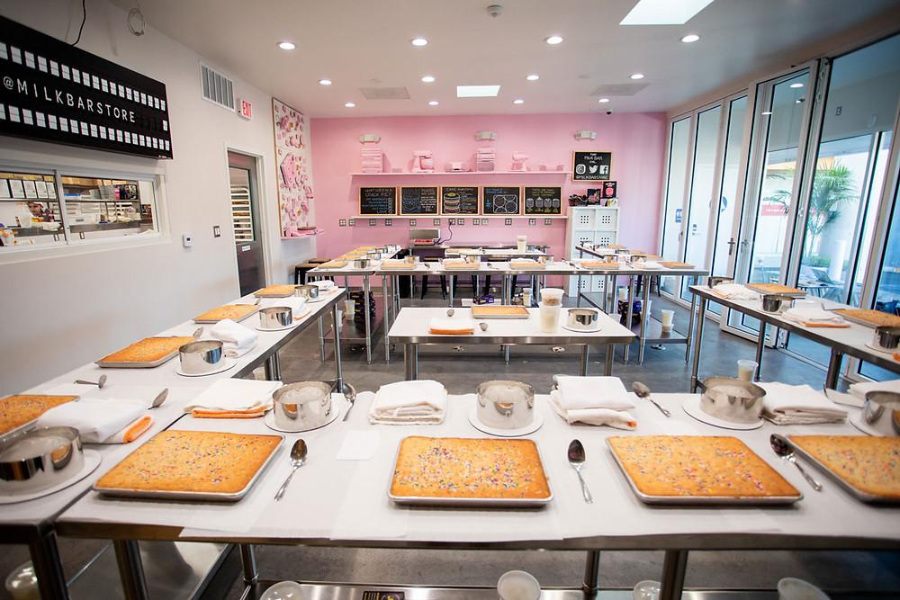 Milk Bar Cooking Class, Valentines Day Ideas