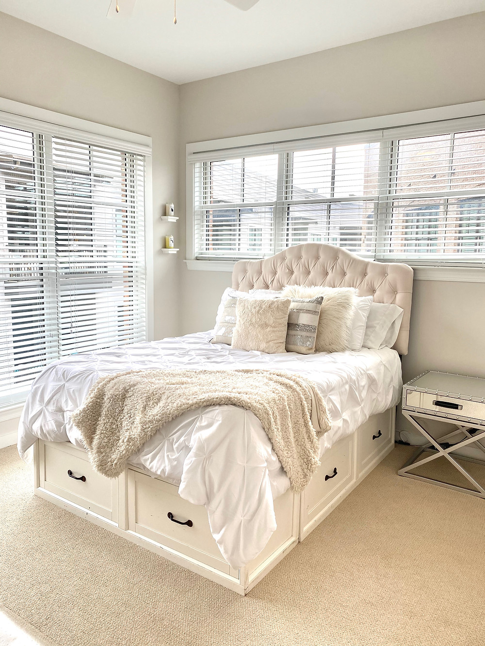 Interior Design, Apartment Style, Guest Bedroom