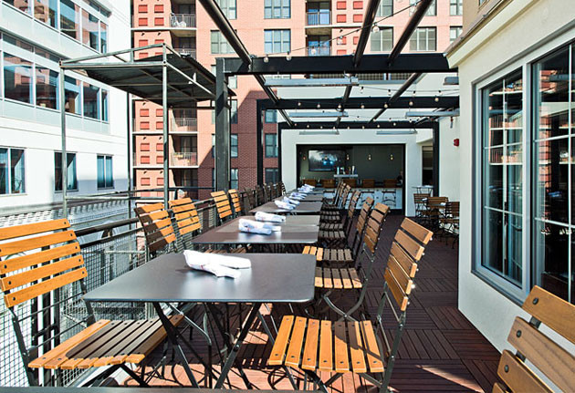 Bar Deco, Washington DC - Bars to check out in DC this spring
