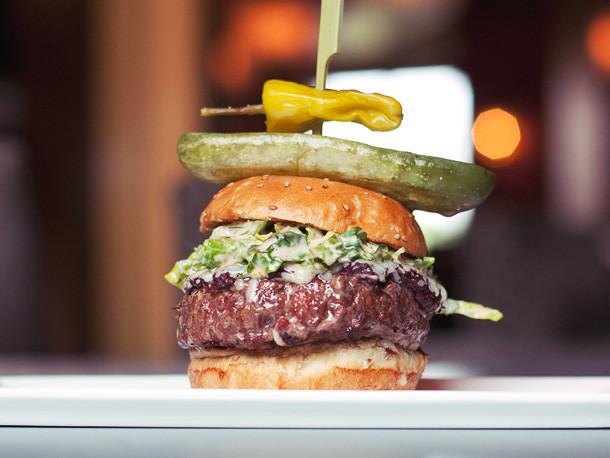 Bourbon Steak- Best Burger in DC