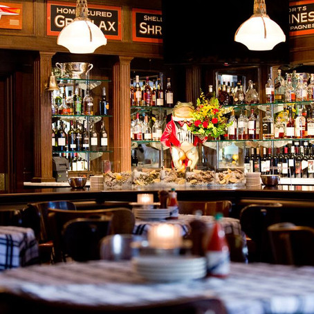 Restaurant of the Week: Hugo's Oyster Bar!