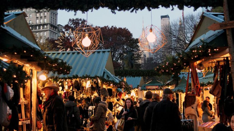 Union Square Holiday Markets, Things to do in NYC over holiday