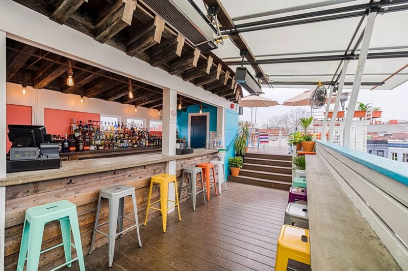 Cortez, Washington DC - Bars to check out in DC this spring