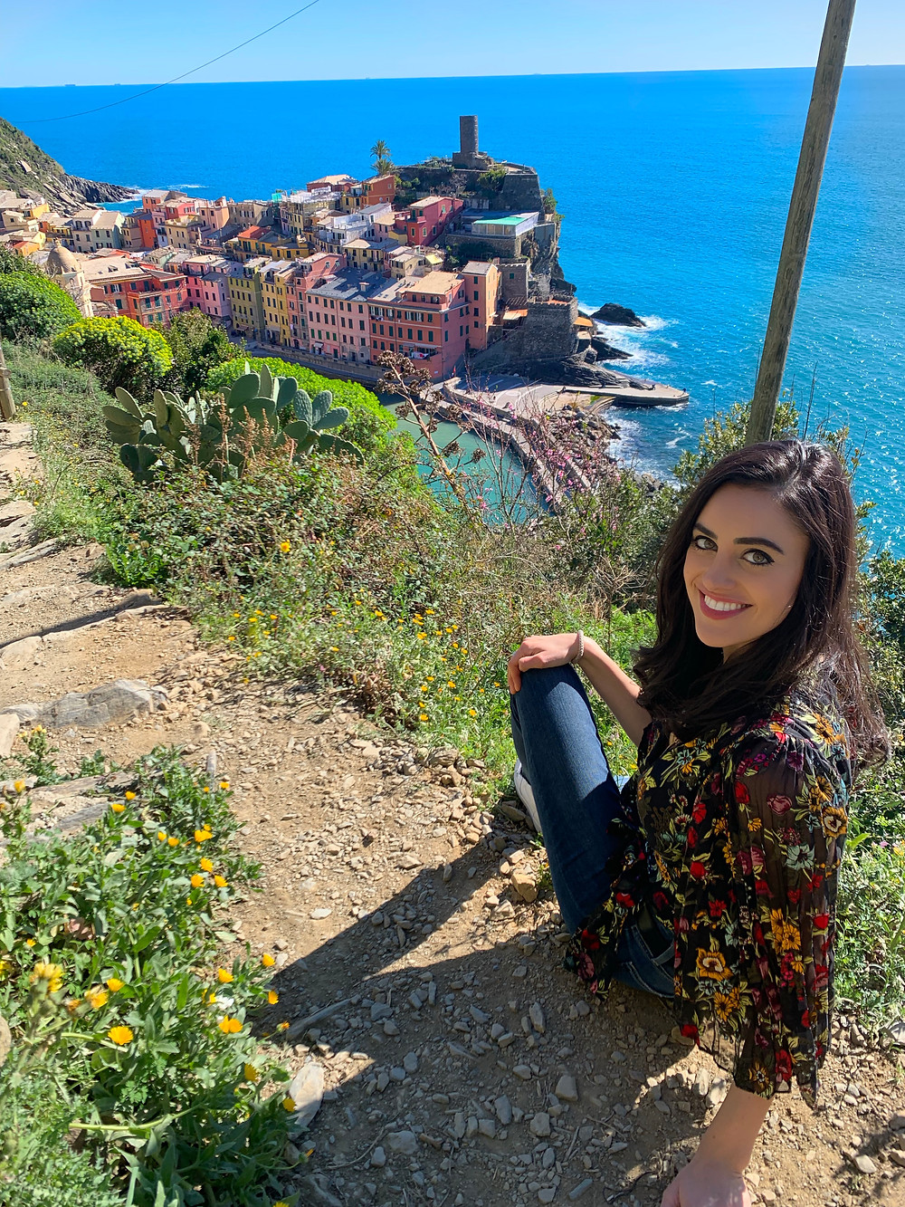 Cinque Terre, Italy - Travel