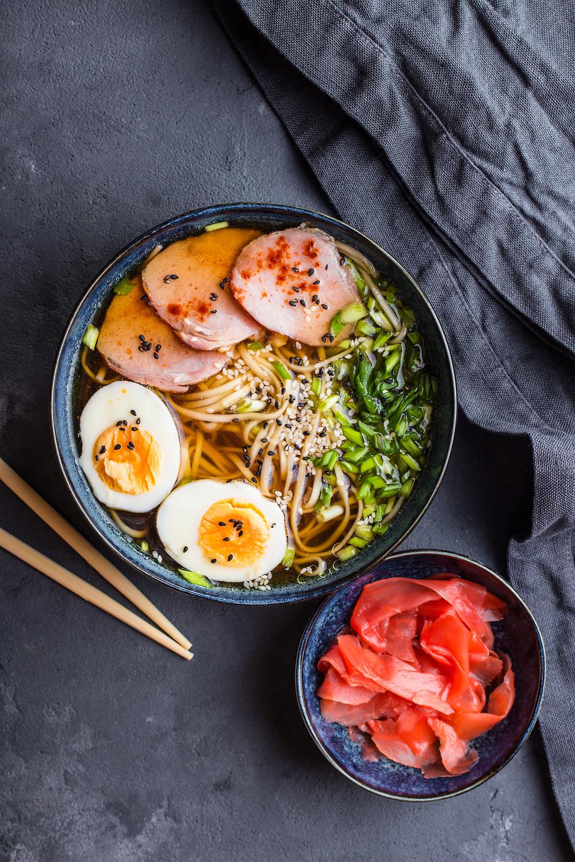 ramen, dc noodles, bowl of ramen