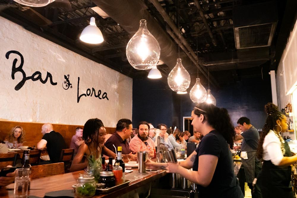 Bar Lorea Washington Dc