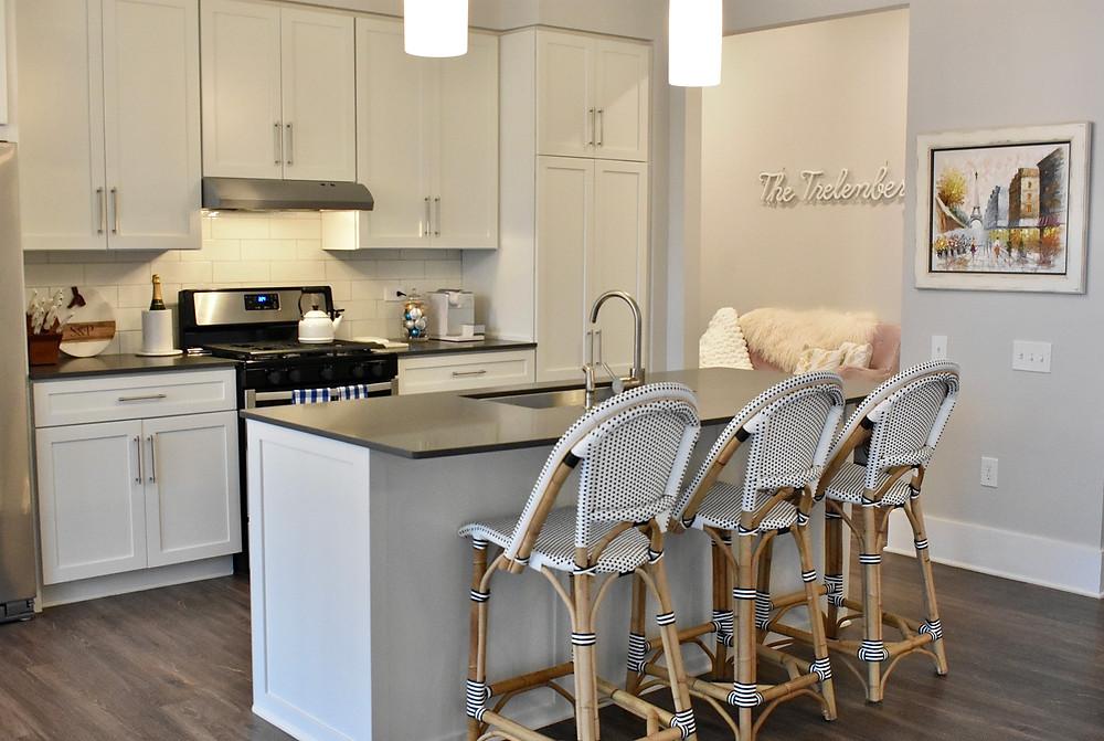 Interior Design, Apartment Style, Kitchen