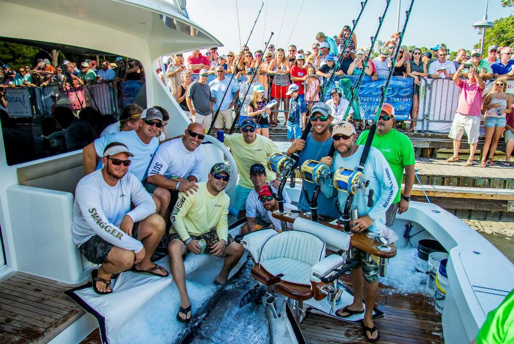Blue Marlin Classic Fishing Tournament