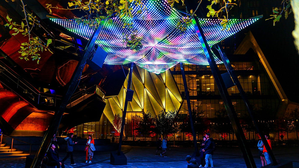 Hudson Yards- Things to do in NYC over holiday