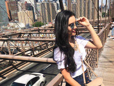 DAY 1: Where to Snag an Insta-Worthy Pic in NYC