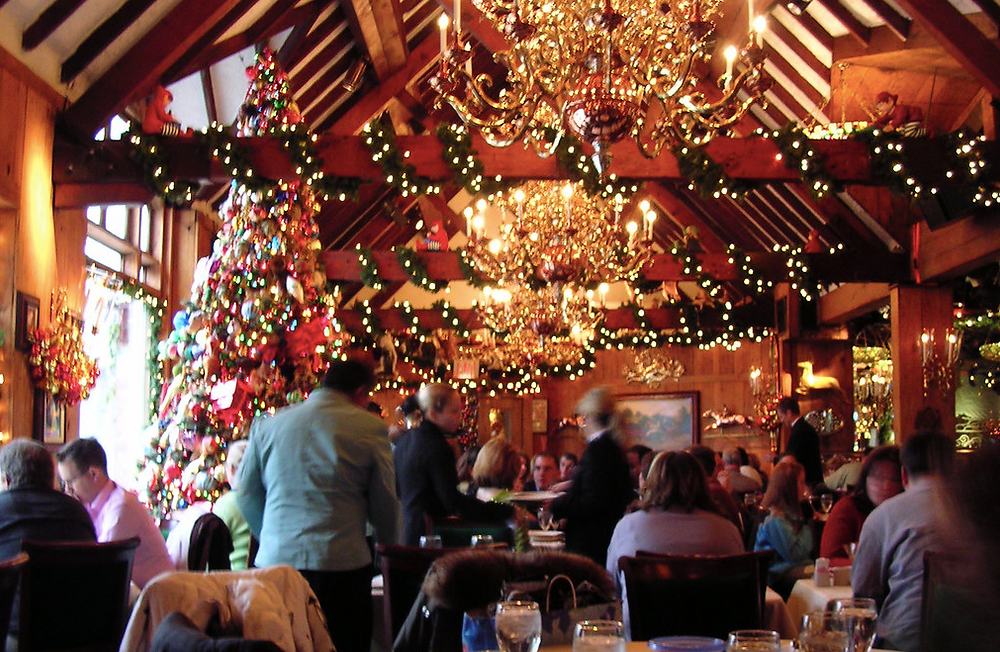 Tavern on the Green, Things to do in NYC over holiday