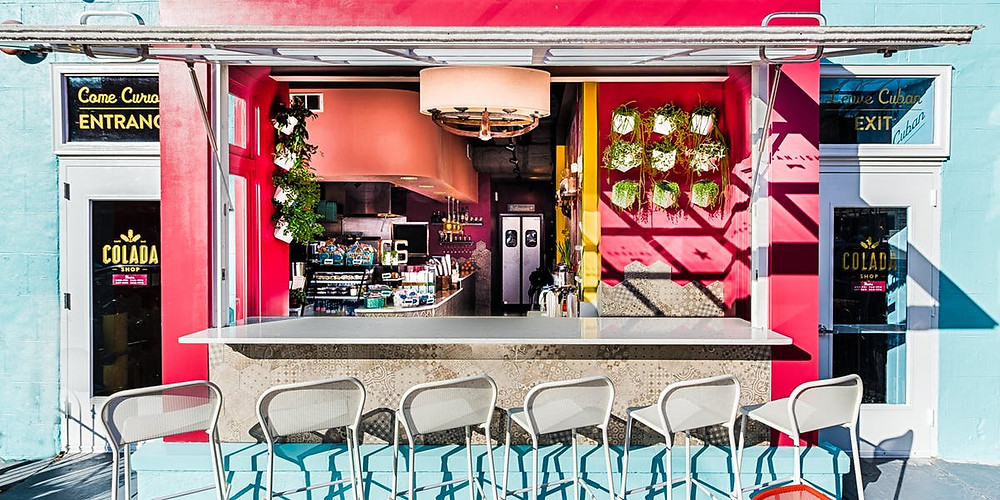 Colada Shop, Washington DC - Bars to check out in DC this spring