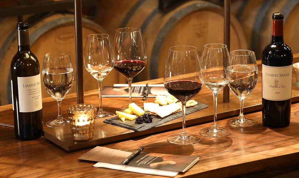 Wine Tasting, Valentine's Day Ideas