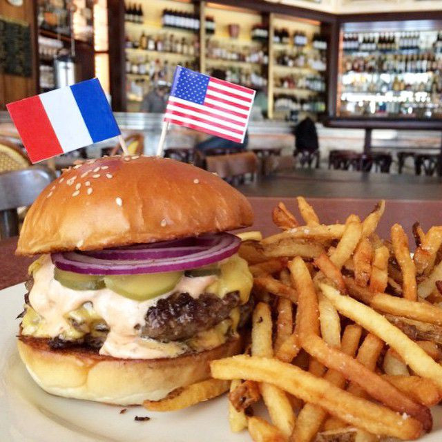 Le Dip, Best Burgers in DC