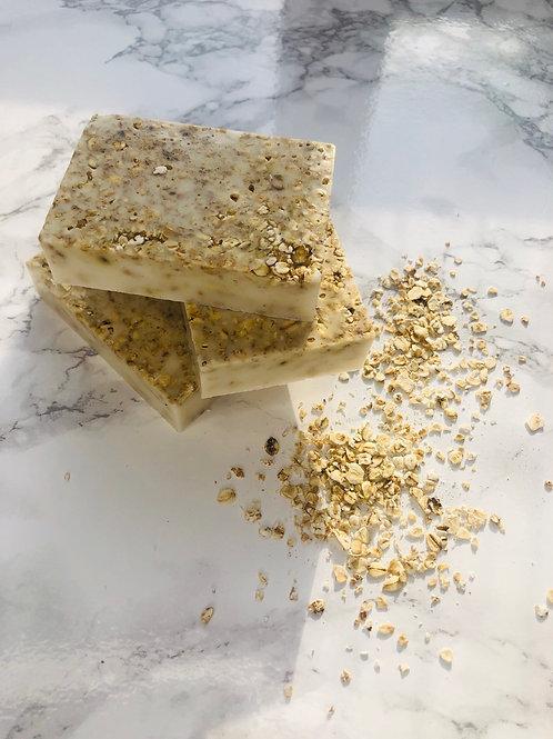 Oats and Honey bar soap
