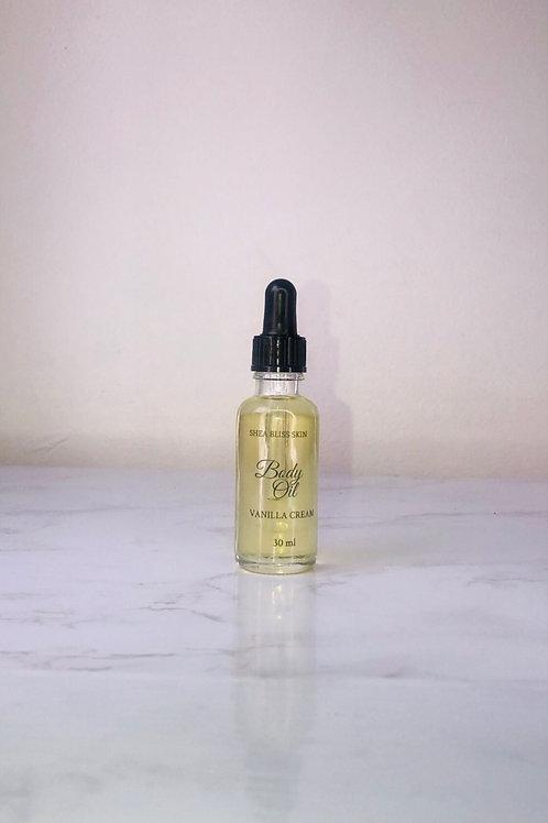 Vanilla Cream Body Oil
