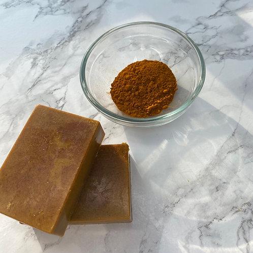 Turmeric and Honey bar soap