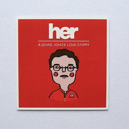 HER / sticker