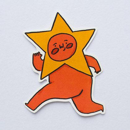 星人 / sticker