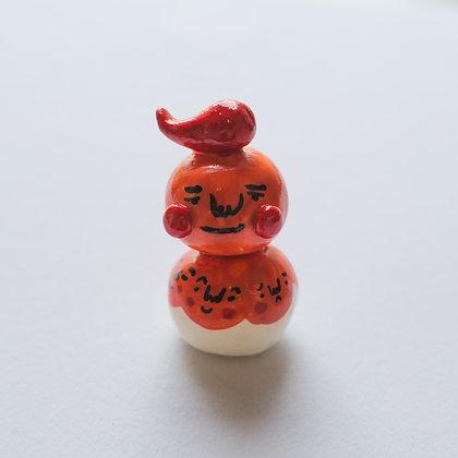 無名 / handmade ceramic figure