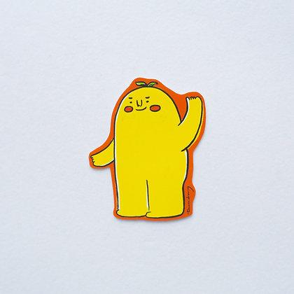 肥桔 / sticker
