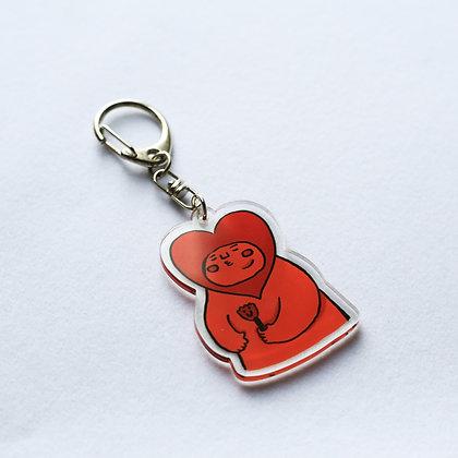 錫啖先 / acrylic keychains