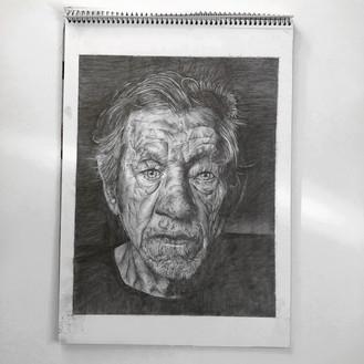 Ian McKellen on A3