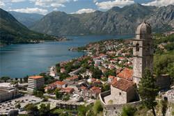Montenegro landschap
