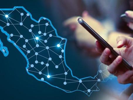 México vive un acelerado incremento de usuarios de internet