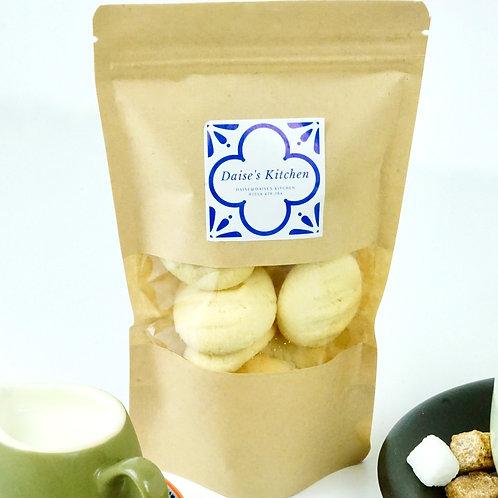 Corn Flour Cookies