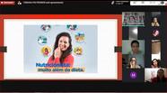 Tivemos o prazer e a honra de ouvirmos a palestra da Dr. Fabiana Poltronieri na live que promovemos em comemoração ao Dia do Nutricionista!No final da palestra sorteamos o livro de sua autoria e de Luciana Rossi (Tratado de Nutrição e Dietoterapia).