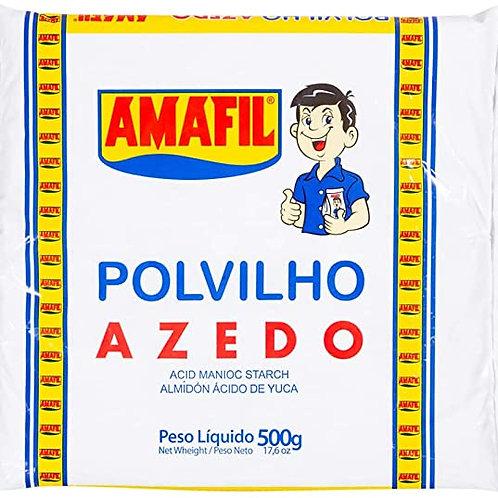 Polvilho Azedo Amafil 500g