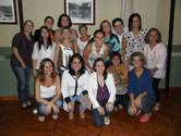 Membros da Diretoria do ano de 2012