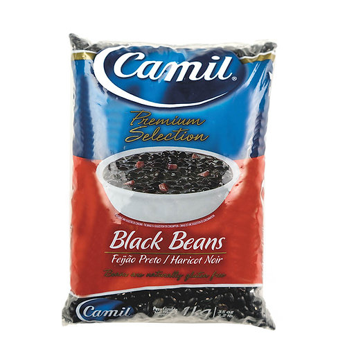 Black Beans Camil 1kg