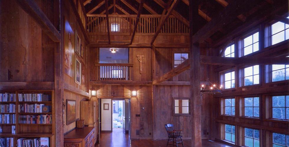 Barn Renovation - Interior