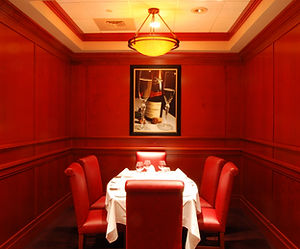 Flemings Private Dining Room