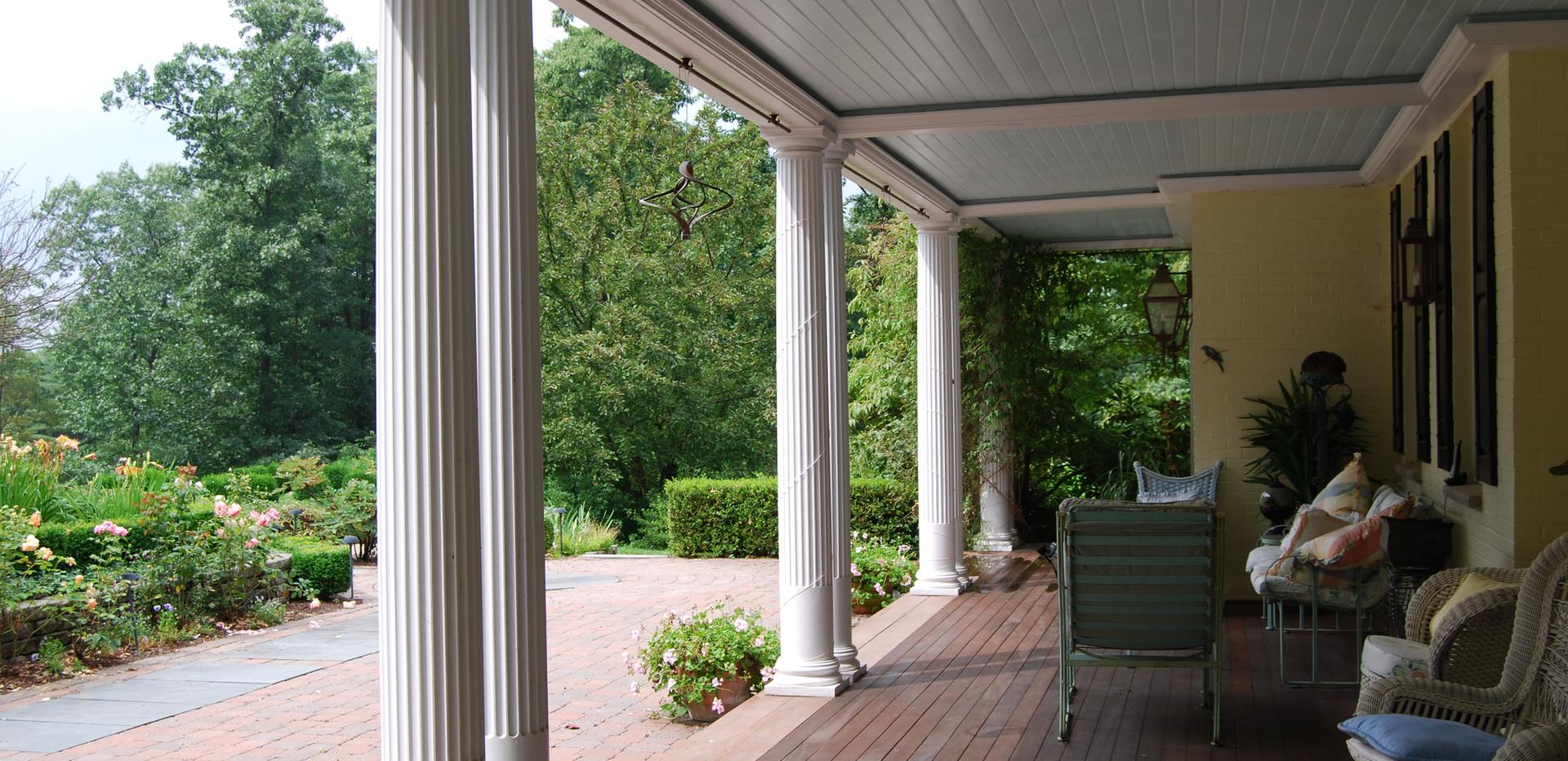 Westborough Porch