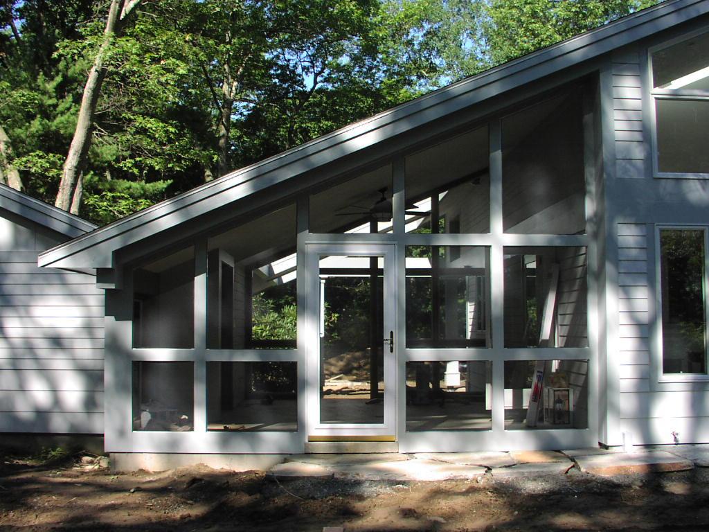 Lincoln Porch