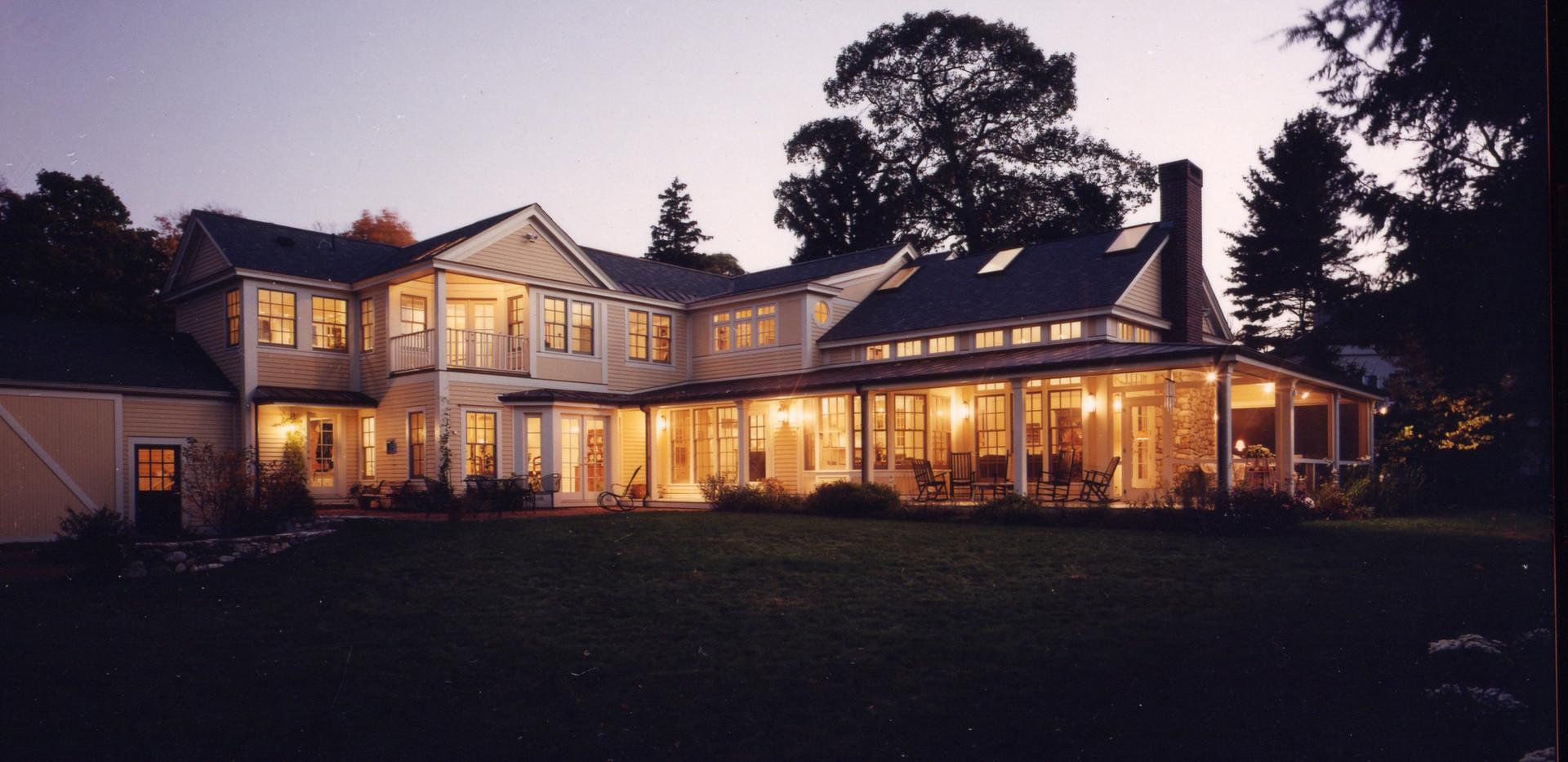 Lexington Farm House