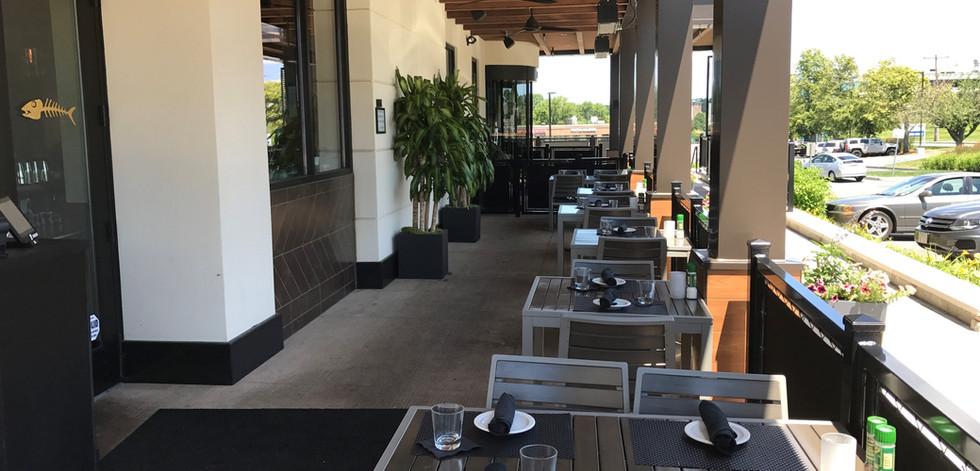 Bonefish Grill Terrace