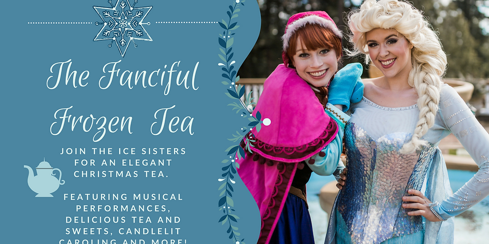 The Fanciful Frozen Tea