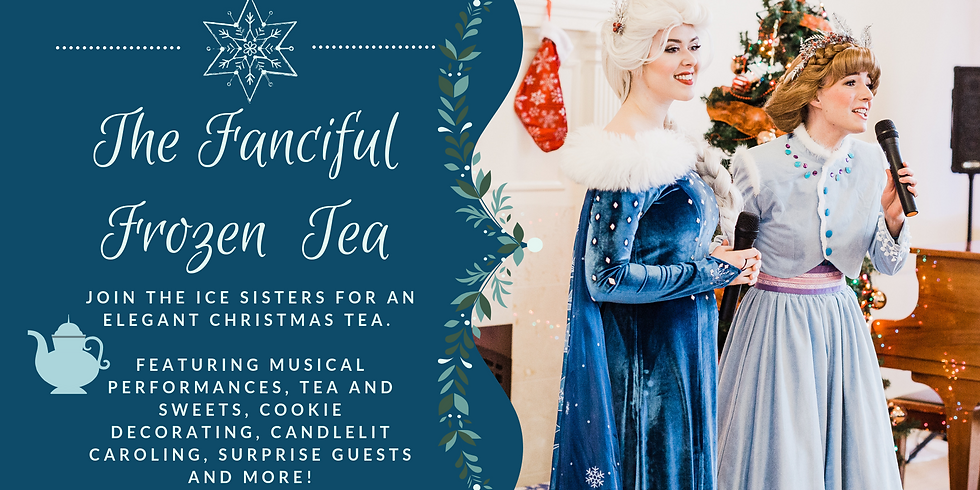 The 2nd Annual Fanciful Frozen Tea